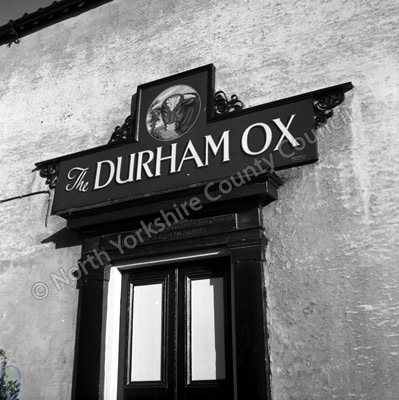 The Durham Ox, Crayke